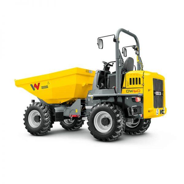 Wacker Neuson DW60 Wheel Dumper