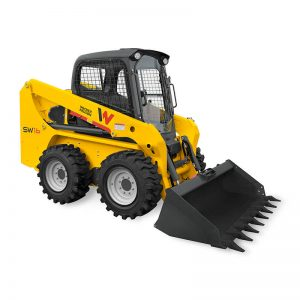 Loaders, Excavators & Tractors