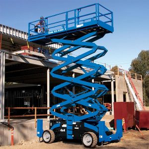 53' Gas Scissor Lift Rentals