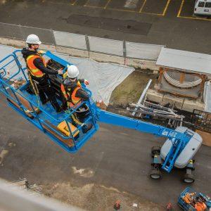 65 ft telescoping boom rentals for welders