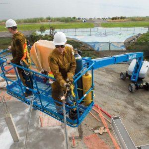 85 ft telescoping boom rentals for welders