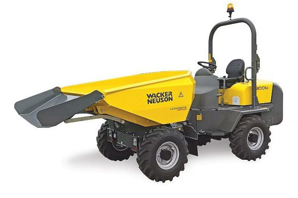 Wacker Neuson 3001 Wheel Dumper