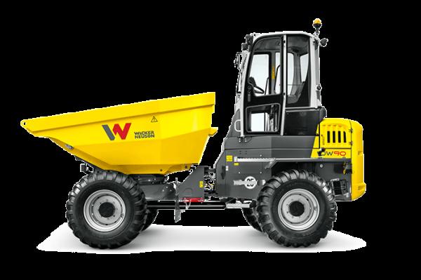 Wacker Neuson DW90 Wheel Dumper