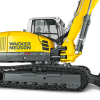 Wacker Neuson ET145 Tracked Conventional Tail Excavator
