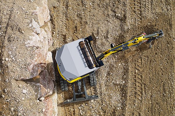 Wacker Neuson EZ17 Tracked Zero Tail Excavator