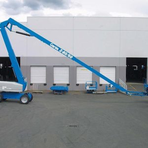 80 ft articulating boom