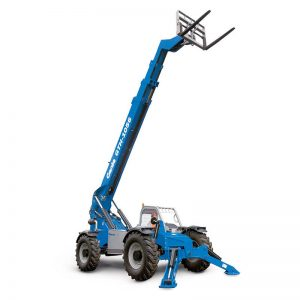 Genie GTH-1056 56-foot All Terrain Material Lift / Telehandler / Rough Terrain Forklift