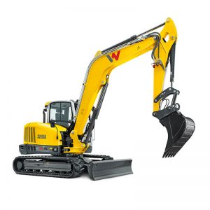 Wacker Neuson ET90 Tracked Conventional Tail Excavator