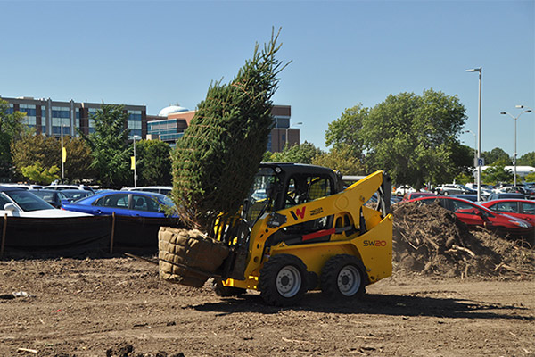 Skid Steer Attachments for General Landscaping