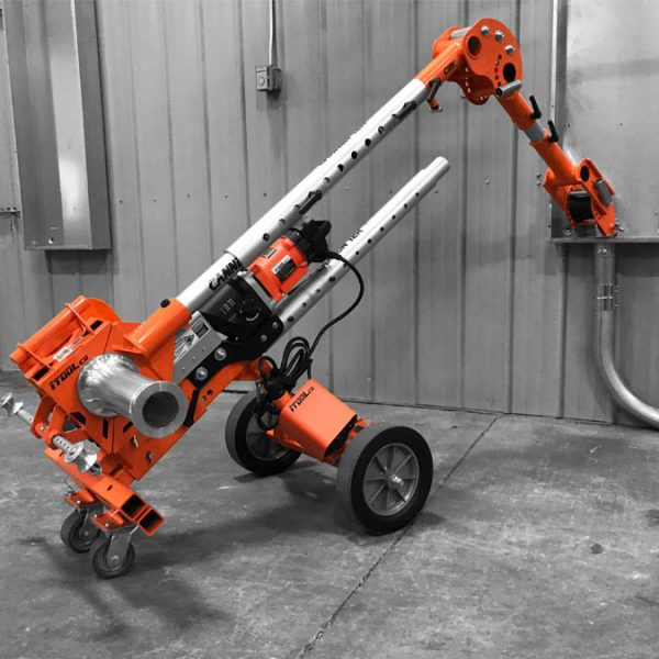 iTOOLco Cannon 12K™ 12,000 lb. Wire Puller at Panel