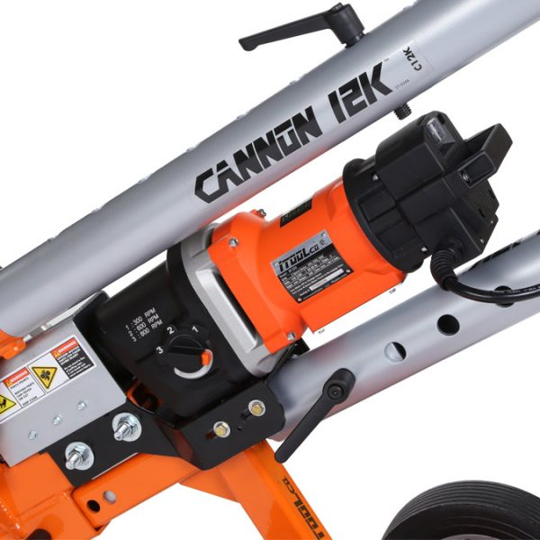 iTOOLco Cannon 12K™ 12,000 lb. Wire Puller Motor