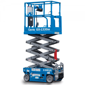 Genie GS-1330 18' Self-Propelled Electric Scissor Lift
